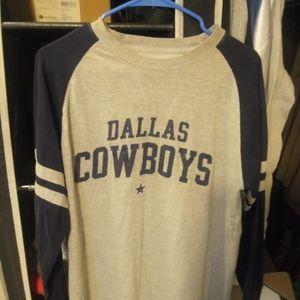 Dallas Cowboys Long Sleeve Shirt